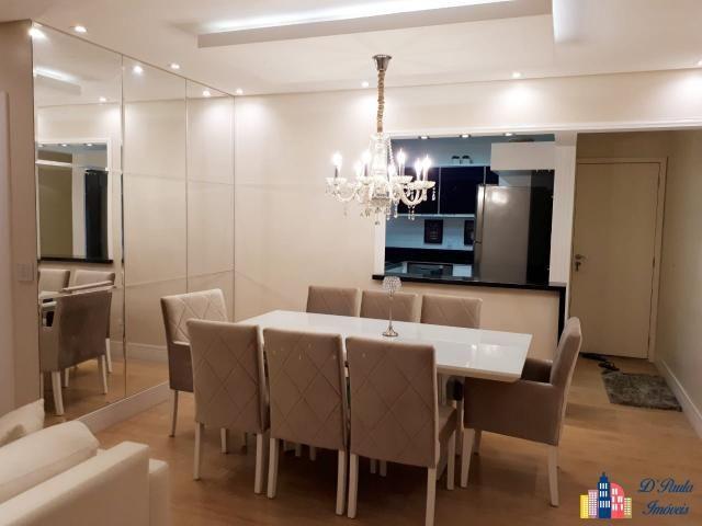 Ap00328 - apartamento com lindo acabamento no cond. parque barueri! - Foto 4