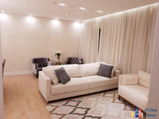 Ap00328 - apartamento com lindo acabamento no cond. parque barueri! - Foto 2