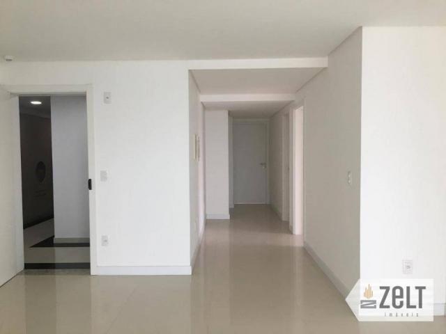 Apartamento com 3 dormitórios à venda, 179 m² por R$ 748.100,00 - Nações - Indaial/SC - Foto 14