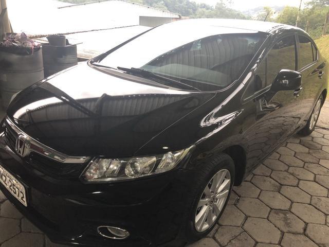 Civic lxs automático 2014