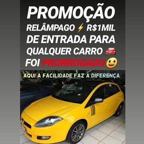 Fiat/BRAVO SPORTING 2013 COM R$1MIL DE ENTRADA SÓ NA SHOWROOM AUTOMÓVEIS