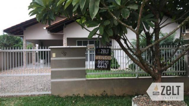Casa residencial à venda, estradas das areias, indaial. - Foto 2