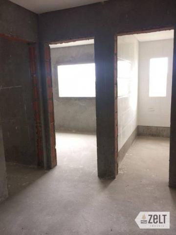 Apartamento com 3 dormitórios à venda, 91 m² por r$ 300.000 - sol - indaial/sc - Foto 8