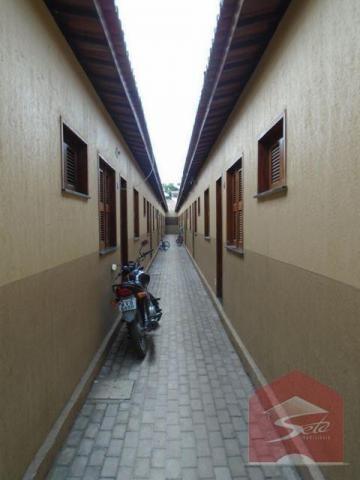 Casa residencial em cond. p/ locação no carlito pamplona por r$520,00. - Foto 2