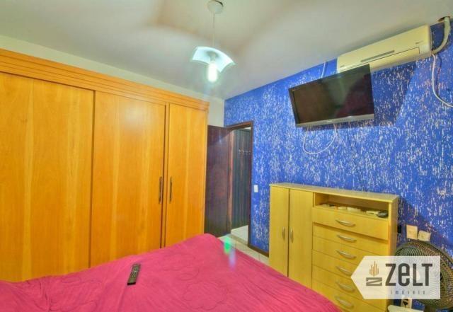 Casa com 4 dormitórios à venda, 189 m² por R$ 550.000,00 - Velha - Blumenau/SC - Foto 9