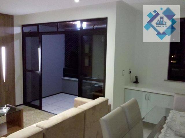 Condomínio Heaven 111m 3 dormitórios Aldeota - Foto 8