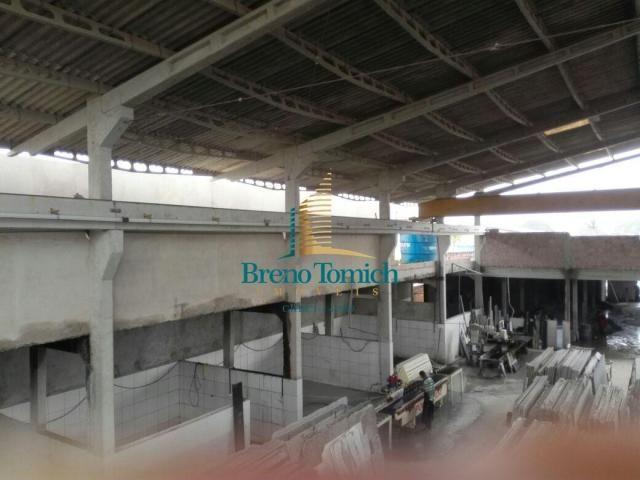 Galpão à venda, 1280 m² por r$ 1.800.000 - rodovia - porto seguro/ba - Foto 8