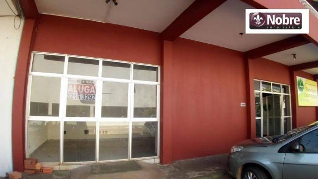 Sala para alugar, 150 m² por r$ 3.600,00/mês - plano diretor sul - palmas/to - Foto 2