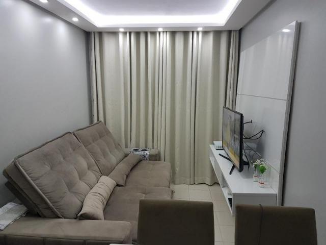 Lindíssimo apartamento 2 quartos c/ suíte todo modulado