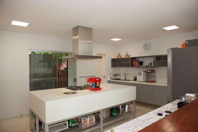 Casa 4 Suítes Projeto Sidney Quintela Alto Luxo - Foto 3