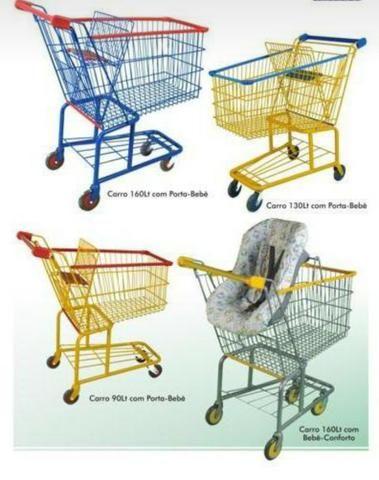 Carrinhos para Supermercados - Foto 6