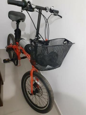 Bicicleta elétrica two dogs - Foto 6