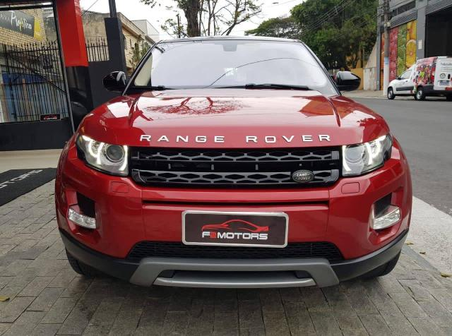 RANGE ROVER EVOQUE 2014/2014 2.0 PURE 4WD 16V GASOLINA 4P AUTOMÁTICO - Foto 3