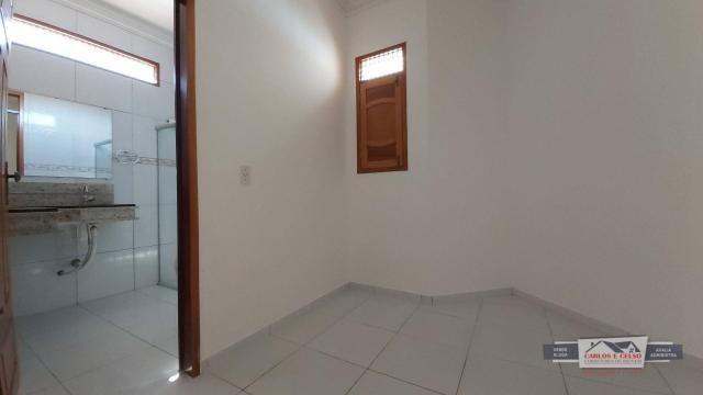 Casa com 4 dormitórios à venda, 185 m² por R$ 350.000,00 - Santo Antônio - Patos/PB - Foto 12