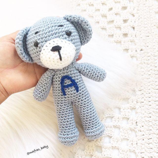 Kit Amigurumi Safári Urso Baby - Círculo - Bastex Artesanatos ... | 640x640