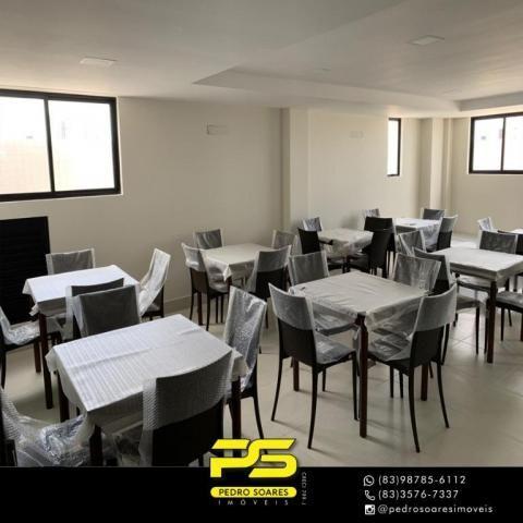 Apartamento com 2 dormitórios à venda, 62 m² por R$ 235.000 - Expedicionários - João Pesso - Foto 5