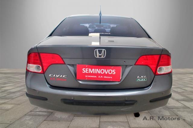 Honda CIVIC 1.8 LXL 16V FLEX 4P AUTOMATICO - Foto 4