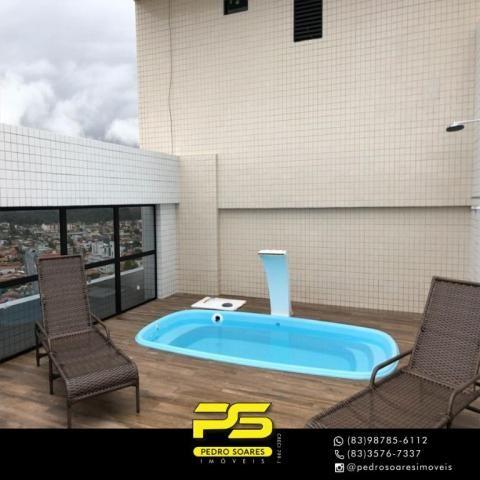 Apartamento com 2 dormitórios à venda, 62 m² por R$ 235.000 - Expedicionários - João Pesso - Foto 7
