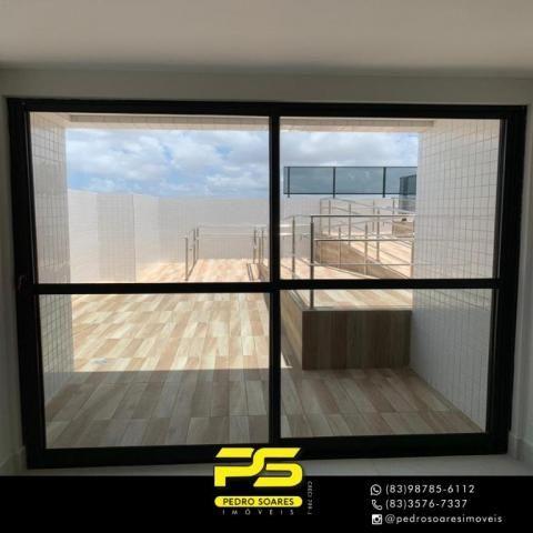 Apartamento com 2 dormitórios à venda, 62 m² por R$ 235.000 - Expedicionários - João Pesso - Foto 10