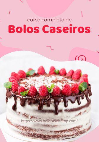 Curso de Bolos Caseiros (Online) - Foto 2