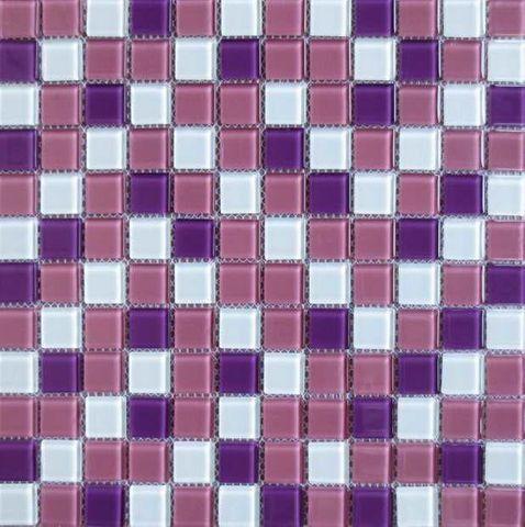 Pastilha de vidro - Mosaico colorido - Foto 4