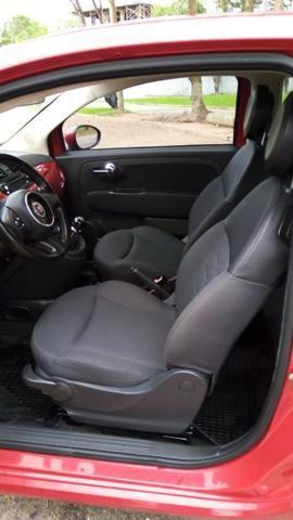 Fiat 500 Cult 1.4 manual ótimo estado só 23990 - Foto 7