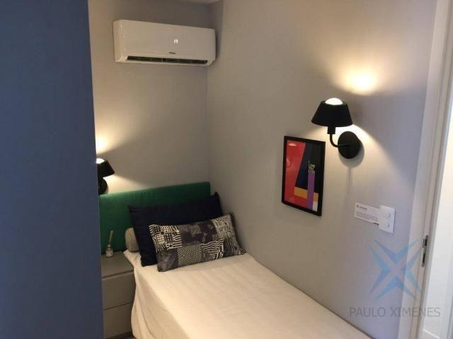 Apartamento à venda, 79 m² por R$ 848.000,00 - Aldeota - Fortaleza/CE - Foto 13
