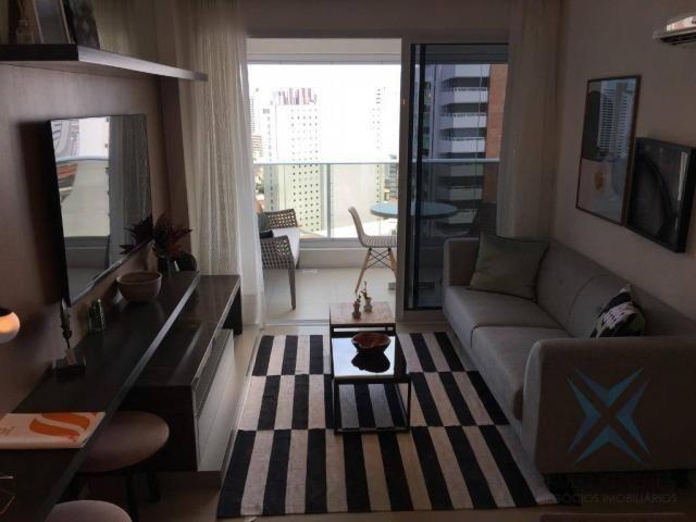 Apartamento à venda, 79 m² por R$ 848.000,00 - Aldeota - Fortaleza/CE - Foto 6