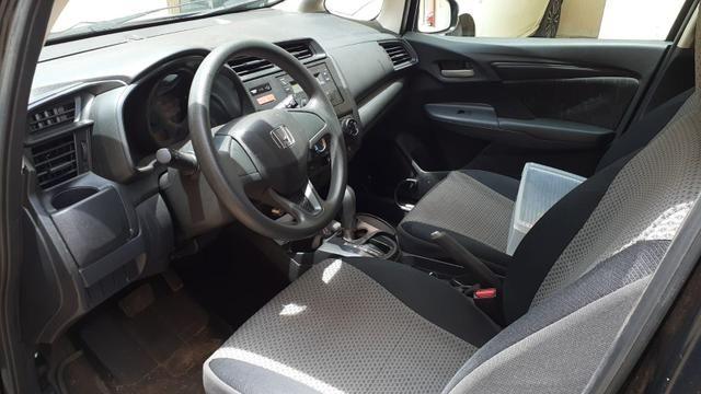 Honda Fit LX 2015 aut. - Carro de mulher - Foto 6