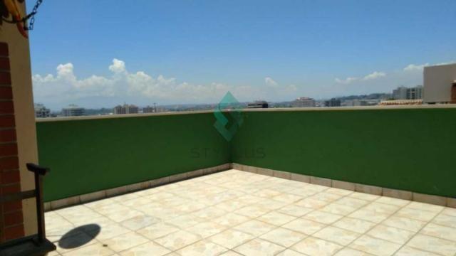 Cobertura à venda com 3 dormitórios em Riachuelo, Rio de janeiro cod:C6169 - Foto 17