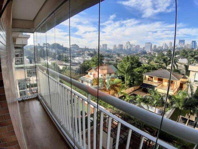 Apartamento com 2 dormitórios à venda, 79 m² por R$ 580.000 - Edifício London Ville - Baru - Foto 2