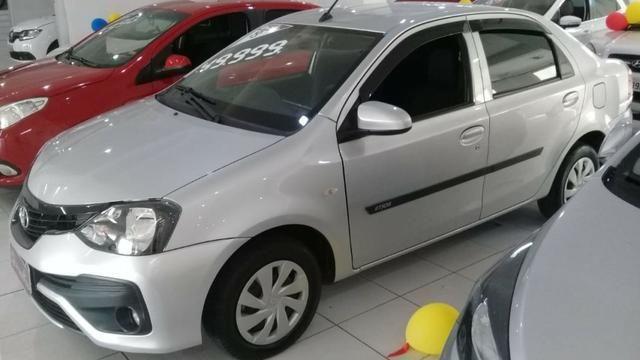 Etios X Sedan Aut baixa km 1.5 DE r$50.990,00 por r$46.990,00 - Foto 3