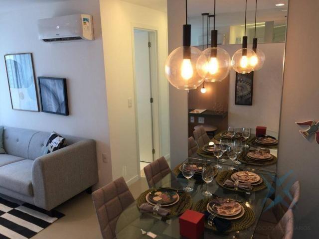 Apartamento à venda, 79 m² por R$ 848.000,00 - Aldeota - Fortaleza/CE - Foto 4