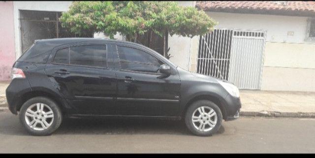 Carro Agile Chevrolet