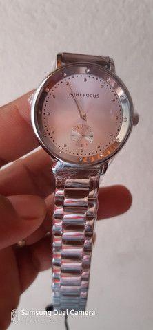 Relógio Feminino Minifocus  - Foto 3