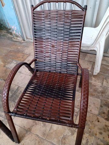 Jogo de cadeiras terraço - Foto 2