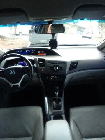 Honda civic lxl 1.8 flex - Foto 8