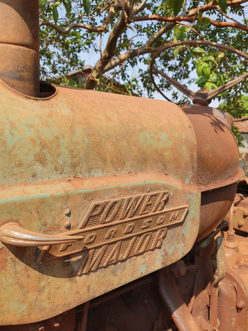 Trator Fordson Major 1953 - Foto 2