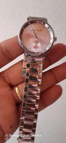 Relógio Feminino Minifocus  - Foto 4
