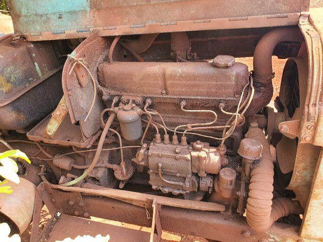 Trator Fordson Major 1953 - Foto 6