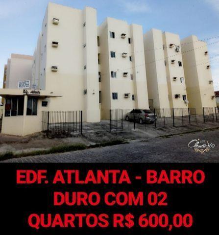 Aluga-se apartamentos em vários bairros da capital com 1, 2 e 3 quartos - Foto 2
