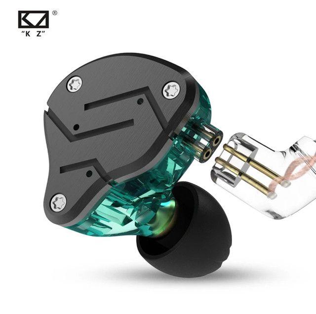 Fones Kz zsn com brinde  - Foto 6