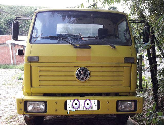 Vende-se caminhão VW 12-140T  Ano 1998 - Foto 4