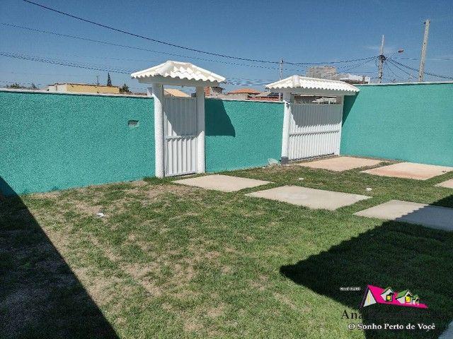 Lindíssima Casa, 3 dormitórios e Terreno Grande em Itaipuaçú! - Foto 5