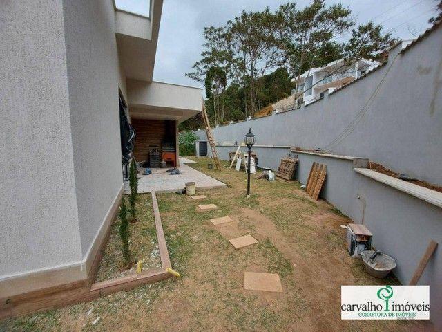 Casa com 3 dormitórios à venda, 220 m² por R$ 980.000,00 - Green Valleiy - Teresópolis/RJ - Foto 3