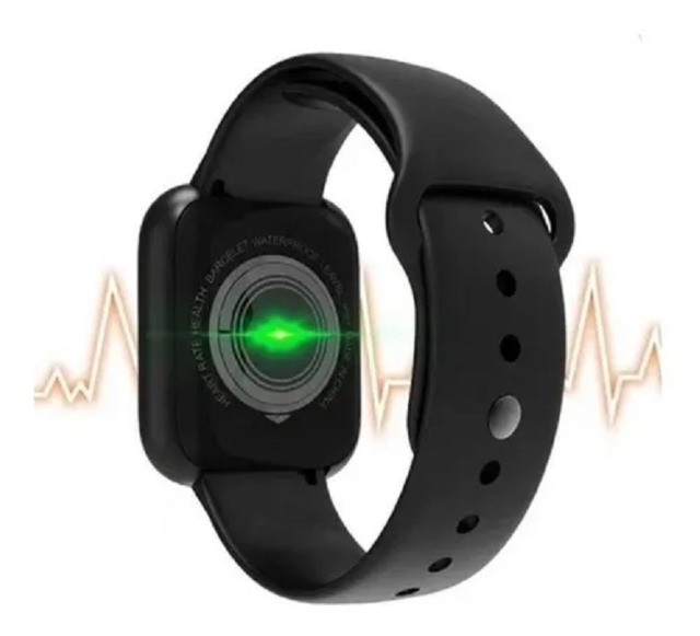 Smartwatch Iwo 12 - Faz Ligações/ Lista Contatos + Brinde Pulseira Aço - Foto 5