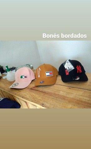 Bones fivela e tela - Foto 2