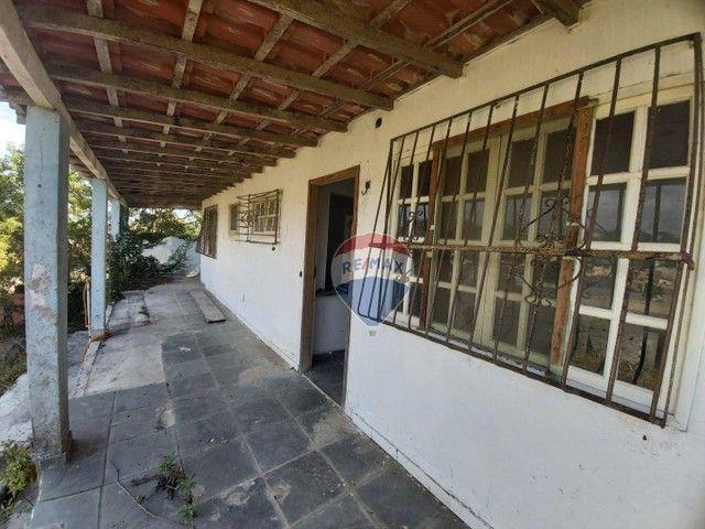 Casa com 1 dormitório à venda, 60 m² por R$ 120.000,00 - Campo Redondo - São Pedro da Alde - Foto 7