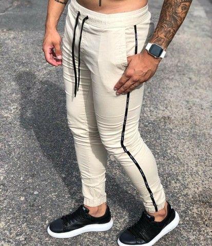 Calça lucky jeans!