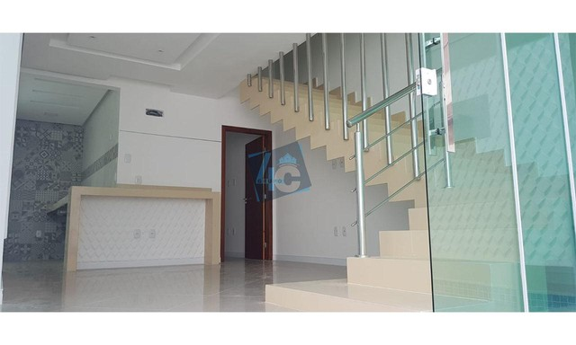 Casa Duplex com 3 dormitórios à venda, 94 m² por R$ 619.000 - Taperapuã - Porto Seguro/BA - Foto 5